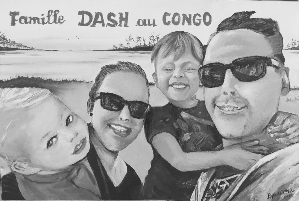 dash family in congo