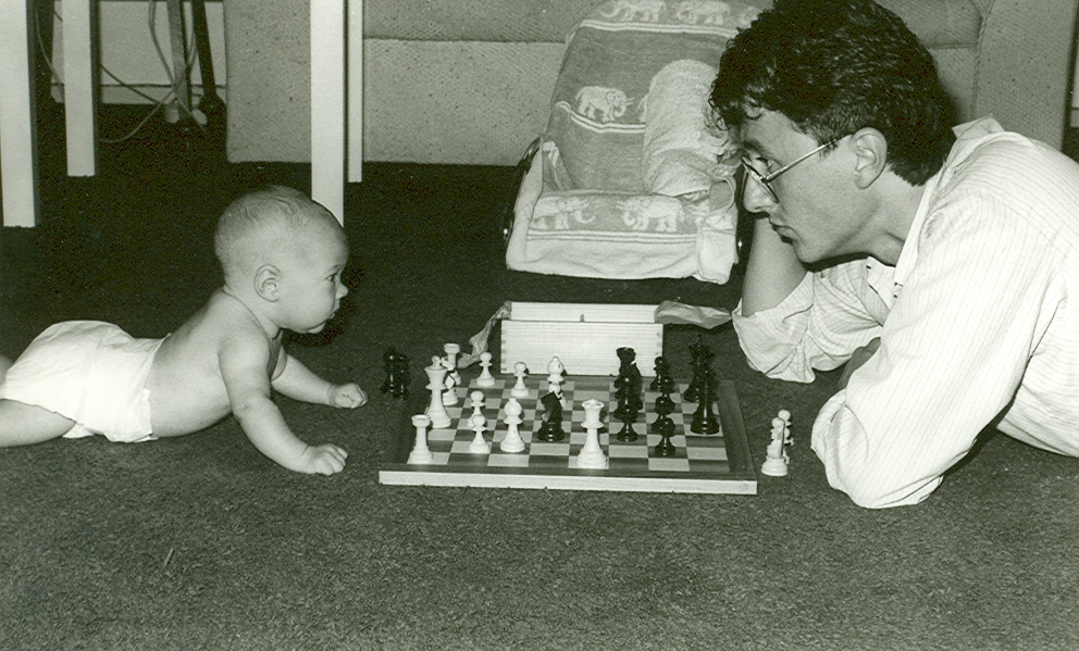 chess dad