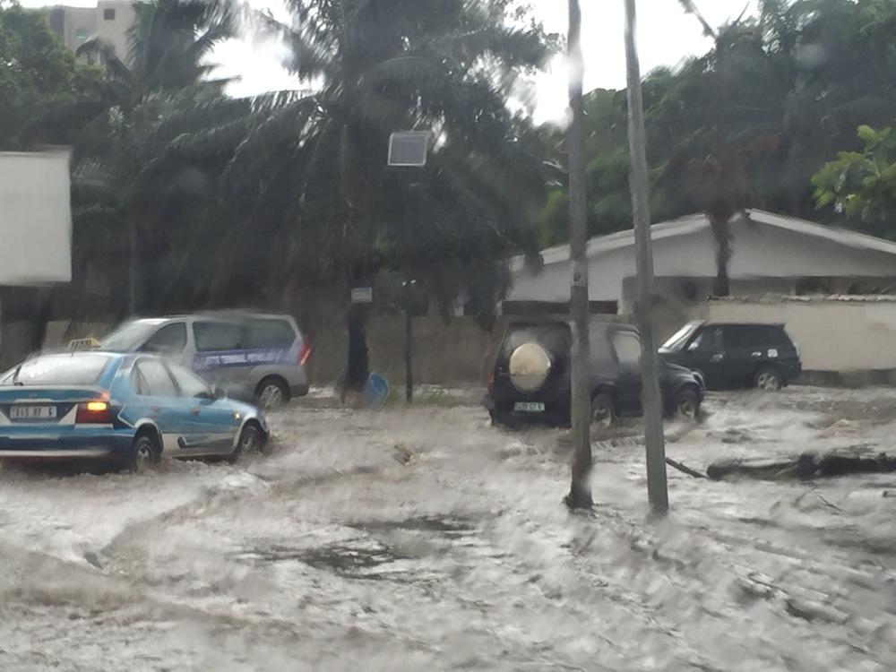 congo rain