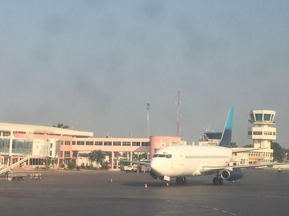pointe noire airport