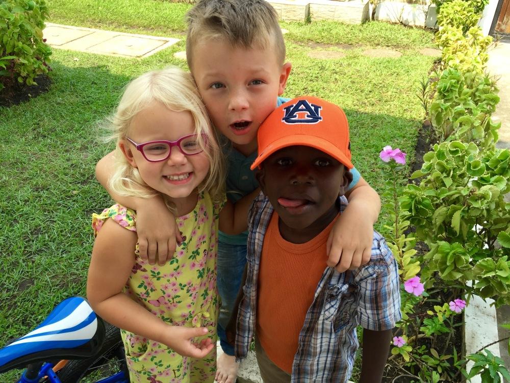 Zache, Kingston & Paige