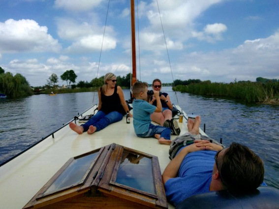Life in Holland is pretty good too!